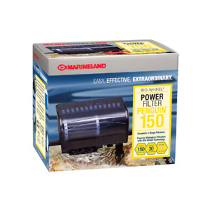 MarineLand Penguin Power Filter w/Multi-Stage for aquariums up to 30-gallon