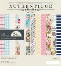 Authentique Dame  6x6 Bundle Paper Pad ETM008  2017