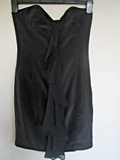 BNWT Paul Smith Black Label 100% Silk CORSET COCKTAIL MINI DRESS UK 10, 42 £400