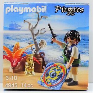 Pirates Honey Suche Skull Statue Playmobil 4945 V `14 to Ship Guard Boxed New