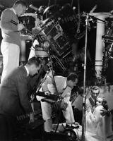8x10 Print Marlene Dietrich Gary Cooper Desire 1936 Behind the Scenes #9787