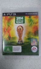 2014 FIFA World Cup Brazil 2014 Sony PlayStation 3 PS3 Game Brand New