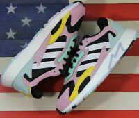 Adidas Originals Tresc Run Boost women's Running Shoes Pink/Black/White [EF7643]