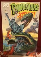 IDW Dinosaurs Attack! #3 (of 5) Comic Book