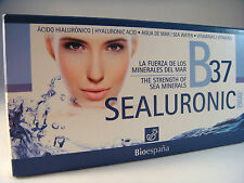 B37 SEALURONIC ORAL.Natural antiageing supplement based on hyaluronic acid.30tab