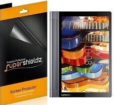3X SuperShieldz HD Clear Screen Protector Shield For Lenovo Yoga Tab 3 Pro