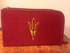 Arizona State Sun Devils ID Wallet Wristlet Cell Phone Case Charm 14 Purse