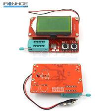 LCR-T5 ATmega328 Digital Transistor Tester 12864 LCD Capacity ESR Meter Module