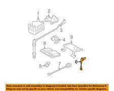VW VOLKSWAGEN OEM Jetta-Engine Crankshaft Crank Position Sensor CPS 06A906433G