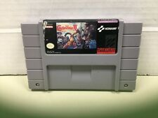 Snes (Super Nintendo Entertainment System) Castlevania IV Tested Works