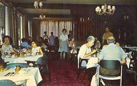 Sarnia Ontario Canada 1960s Postcard The Chalet Motel Dining Room