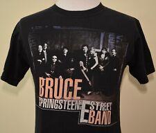 Bruce Springsteen 2007 tour t-shirt medium black classic rock Not Tall