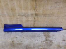 FORD FOCUS ST DRIVER SIDE SILL SKIRT PERFORMANCE BLUE 2005 2006 -- 2008 --- 2011