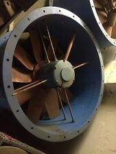 Large Three Phase Extractor Fan, Reconditioned