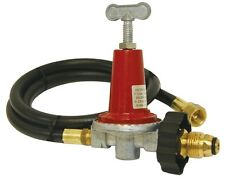 High Pressure Propane Regulator And Hose Adjustable Gas Tank Valve Replacement