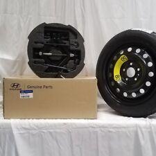 11-15 Oem Hyundai Sonata Hybrid Complete Spare Tire Kit Tire Mounted 09100-4R999