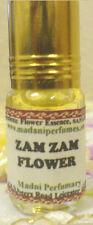 ZAM ZAM FLOWER Perfume MEN Attar ittr Oil In 3ml Glass Bottle Clear Sweet Nice