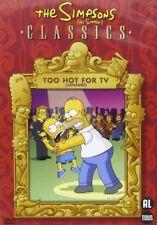 Les simpson censuré DVD NEUF SOUS BLISTER