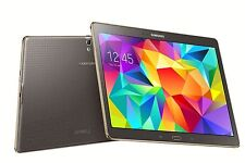 "Samsung Galaxy Tab S SM-T800 10.5"" 16GB WiFi Titanium Grey Octa Core 1.9Ghz 3GB"