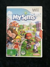 My Sims Nintendo Wii PAL *Complete* Wii U Compatible