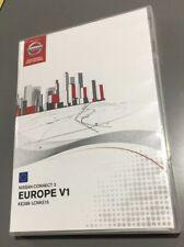 GENUINE NISSAN CONNECT 3 SAT NAV NAVIGATION SD CARD EUROPE UK MAP KE288-LCNKE15