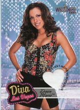 2003 FLEER WWE WRESTLEMANIA XIX DAWN MARIE DIVA LAS VEGAS # 0126/1350