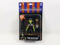 "Showdown Bandit Horror Game MISS UNDERTAKER Figure Puppet Series 1 Phat Mojo 5"""