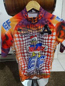 Replica Rapha Palace EF Education cycling jersey. Size medium