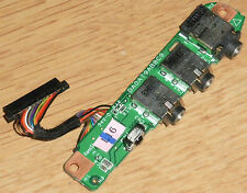 HP Pavilion dv9000 Audio Sound 3x Klinke Infrared Infrarot Platine Kabel Cable