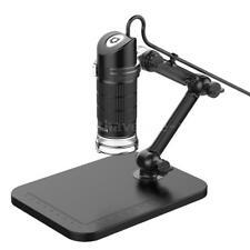 Portable USB2.0 Digital Microscope 1000X Electronic Endoscope 8 LED 2 R1D3