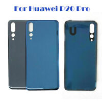 Replacement For Huawei P20 Pro Battery Cover Rear Housing Glass Back Door Case A