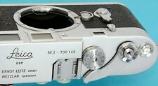 LEICA M3 SS 35mm Rangefinder Camera Made by LEITZ Wetzlar in 1955 - 99% MINT!