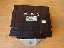 Mitsubishi  Space Wagon GDI MD389043 Steuergerät Getriebe (2)