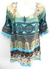 Regular Size Geometric Casual Shirt Dresses for Women