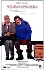 """Planes, Trains & Automobiles 11x17"""" Movie Poster - Licensed 