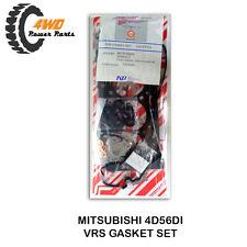 Mitsubishi Triton ML MN VRS Gasket Set 4D56DI 4 Cyl DOHC 2.5L Made in Japan H412