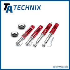 TA Technix Gewindefahrwerk - VW Golf 3 2 Vento Jetta Corrado, 2x Domlager