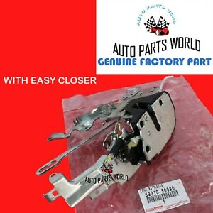 GENUINE OEM LEXUS 01-06 LS430 RIGHT PASSENGER FRONT DOOR LOCK ASSY 69310-50090