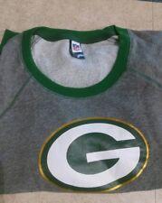 New Green bay packers sweat shirt M