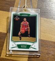 2008-09 Bowman Chrome #111 Derrick Rose RC Mint Rookie Pistons BGS PSA ??
