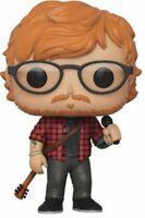 Funko Pop: Rocks-Ed Sheeran Collectible Figure, Multicolor