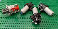 Used LEGO 4x Bionicle Projectile Launchers  1x57523c01 3x 60932cx1/60931cx1