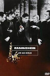 Rammstein - Live aus Berlin von Hamish Hamilton | DVD | Zustand gut