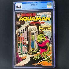 SHOWCASE #33 (DC 1961) 💥 CGC 6.5 💥 AQUAMAN + AQUALAD Appearance! Comic