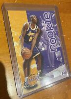 1996-97 1997 KOBE BRYANT RC SKYBOX PREMIUM ROOKIE CARD #203 🔥 LAKERS 🔥 MVP