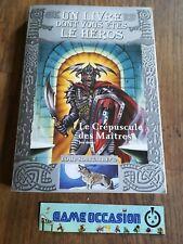 IL CREPUSCOLO DELLA MAÎTRES LUPO SOLITARIO LIBRO BAMBINO 2006 RIVISTA LIBRO