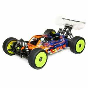 TLR TLR04010 8ight-X Elite 1/8 Competition Buggy Kit Nitro 4wd OZRC JL