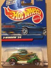 2000 Hot Wheels 3-Window '34 #132