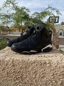 Size 10 - Jordan 6 Retro Black Cat 2016