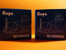 XJ600 S DIVERSION 92 - 2003 KOYO FRONT WHEEL BEARINGS